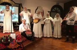 Башкирский фольклорный коллектив «Ак тирмә» отметил первый юбилей