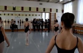 Башкирский хореографический колледж посетили почетные гости