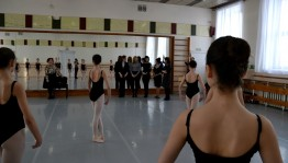 Bashkir Choreography College was visited by honored guests