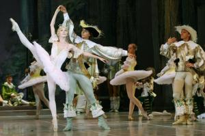 Балет Большого театра «Спящая красавица» будет транслироваться в уфимском кинотеатре «Родина»