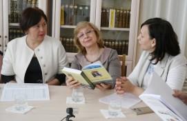 В Национальной библиотеке РБ прошла онлайн дискуссия на тему «Книга и библиотека»