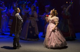 """Cinderella"" in the Bashkir Theater of Opera and Ballet"