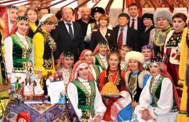 В Екатеринбурге открылась этнографическая выставка традиционной культуры башкир «Мой край, возлюбленный навек...»