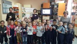 В юношеской библиотеке Нефтекамска состоялось «Путешествие по детским рассказам Мустая Карима»
