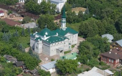 Первая соборная мечеть