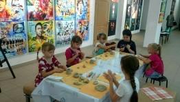 Художественный музей им.М.Нестерова приглашает на мастер-классы по керамике