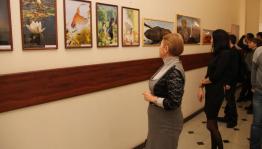 В Национальном музее Республики Башкортостан состоялось торжественное открытие республиканской фотовыставки «Живая природа Башкортостана»