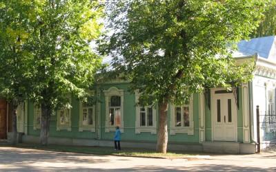 Дом усадьбы Гиневских