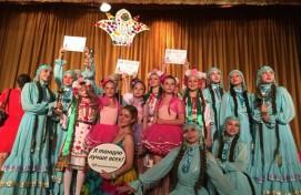 Хореографический ансамбль «Одни из лучших» победил в международном фестивале в Абхазии