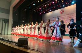 Мәскәүҙән – Вьетнамға: Фәйзи Ғәскәров исемендәге дәүләт академия ансамбленең сығыштары