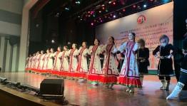 The F.Gaskarov Ensemble arrived in Vietnam