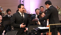 A charity concert of Ildar Abdrazakov took place in Ufa