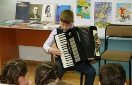 В Национальной библиотеке прошла музыкально-литературная композиция «Башкортостан – моя душа и песня»