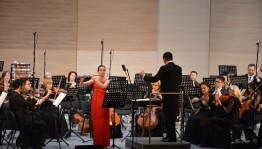 В рамках проекта «Музыкальная сборная России» в Уфе выступили солисты Санкт-Петербургского Дома музыки