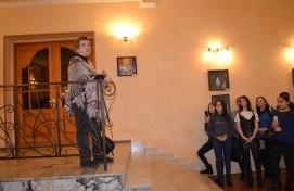 В Стерлитамаке прошла творческая встреча с народной артисткой РФ Ольгой Волковой