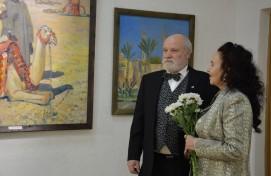 В Художественном музее им. М.Нестерова открылась выставка к 70-летию Ивана Фартукова