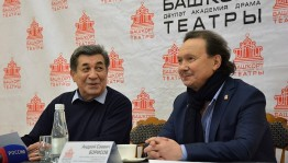 "Andrei Borisov about the premiere of ""Ural Batyr"": ""This will be an unexpected junction of technologies and the ancient epic"""