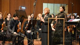 The International Contemporary Music Festival started in Ufa