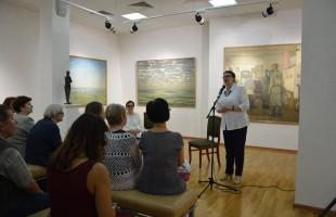 В Башкирском художественном музее им.М.Нестерова стартовал выставочный проект «Открытые фонды»