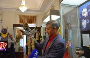 В Национальном музее открылись выставки, посвящённые Году театра