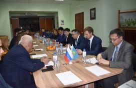 В Уфе состоялось совещание делегации Генерального Консульства Республики Казахстан