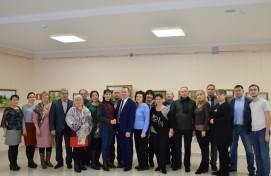 Делегация из Башкортостана посетила Дом Дружбы народов Чувашии