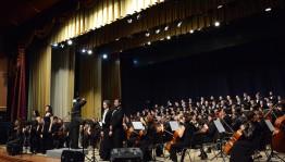 В Уфе впервые за 18 лет в исполнении НСО РБ прозвучала Девятая симфония Л. Бетховена
