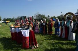 В Кармаскалинском районе прошёл фестиваль «Табын-фест – 2018»