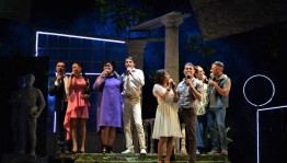 "Theater ""Nur"" closed the 27th season with the premiere of the comedy ""Where Dreams Come True"""