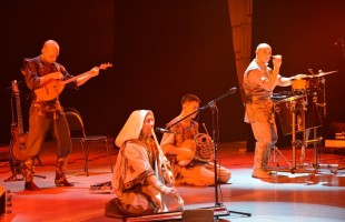 A big concert by Robert Yuldashev took place in Ufa