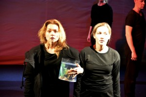 """In Ufa, the premiere of the play in the genre of road story """"I am a fist. I AM ANNA"""""""