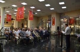 В Республиканском музее Боевой Славы состоялось торжественное открытие трёх тематических выставок
