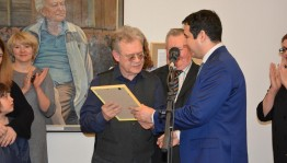 In Ufa opened an exhibition of the famous Russian artist Alexander Tolstikov