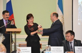 В Уфе проходят Дни башкир Республики Татарстан в Республике Башкортостан