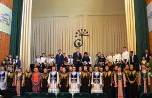 В рамках фестиваля-конкурса «Соцветие талантов» прошёл концерт Салаватского музыкального колледжа