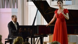 Moscow pianist Andrei Korobeinikov performed in Ufa