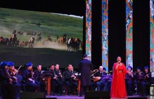 Национальный оркестр народных инструментов РБ представил программу «Пой, моя республика!»