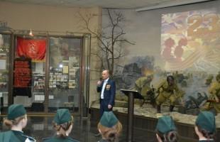 В Республиканском музее Боевой Славы встретились пять поколений Защитников Отечества