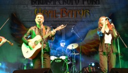 "Republican festival of the Bashkir rock ""Ural-Batur"" again gathered rock musicians on the stage"