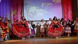 В Хайбуллинском  районном ДК прошёл праздничный концерт ко Дню народного единства