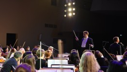 In Ufa, a concert dedicated to the works of Isaac and Maxim Dunaevsky gathered a full house