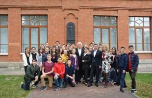 В Уфе открылась фотовыставка «И снова он, наш Рудик», посвящённая великому танцовщику Рудольфу Нурееву