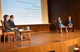 В Уфе состоялась встреча с руководителями национально-культурных организаций республики