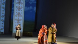 """In the theater """"Nur"""" they discussed the pre-premiere show of the play """"Exodus"""""""