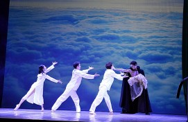 """The premiere of Saryan Suleymanov's ballet """"Doctor Nobody"""" to the music of A. Schnittke took place in Ufa"""