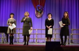 В Нефтекамске прошел городской фестиваль хоровой музыки «Пою моё Отечество»