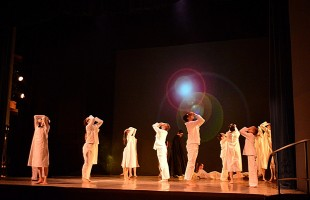 "The premiere of Saryan Suleymanov's ballet ""Doctor Nobody"" to the music of A. Schnittke took place in Ufa"