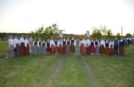 "The Latvian national holiday ""Ligo"" was celebrated in Bashkortostan"