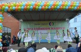 "Republican holiday of the vernal equinox ""Navruz"" was held in Ufa"