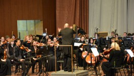 """A concert """"Music of composers of Bashkortostan"""" took place in Ufa"""